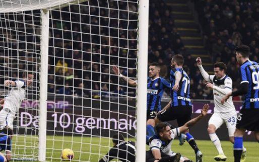 Afbeelding: Inter zet koppositie op het spel: Lukaku zorgt toch voor assist