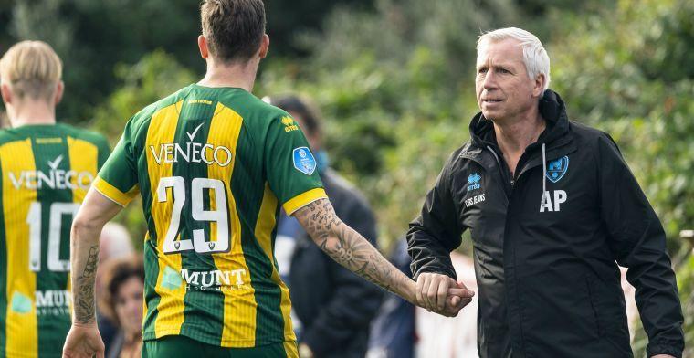Pardew waarschuwt Eredivisie: KNVB wil zelfde buitenspelsysteem als Engeland