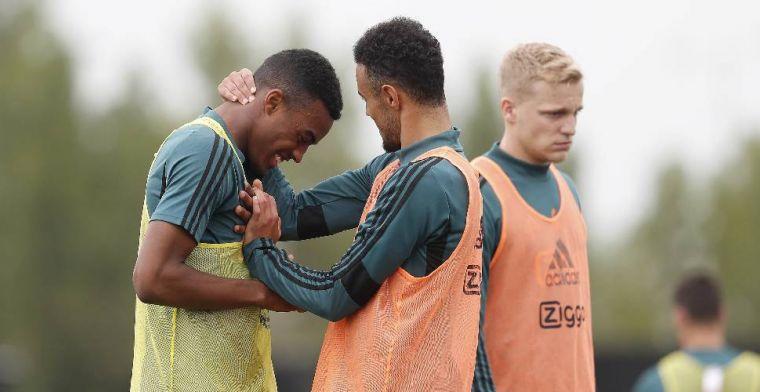 'We deden het met Ajax zo goed, maar verpestten het in de laatste week'