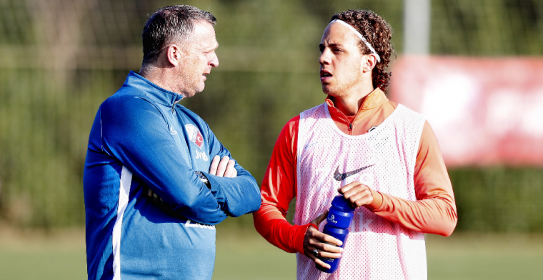'FC Twente heeft beet en haalt eerste winterversterking op bij FC Utrecht'