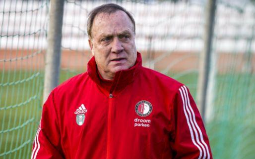 Advocaat wil 'geweldige speler': 'Als Feyenoord die krijgt, haal ik 'm zelf op'