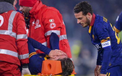 Afbeelding: Roma bevestigt: Zaniolo rest van seizoen uitgeschakeld na duel met De Ligt