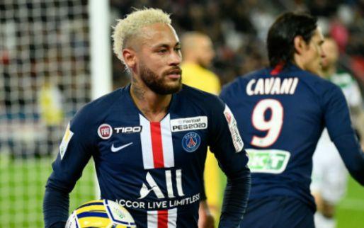 Afbeelding: PSG verspeelt punten na spektakelstuk met zes goals tegen AS Monaco