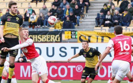 Afbeelding: Spektakel bij Roda JC - MVV, onverslaanbaar Go Ahead schrijft historie, NEC wint