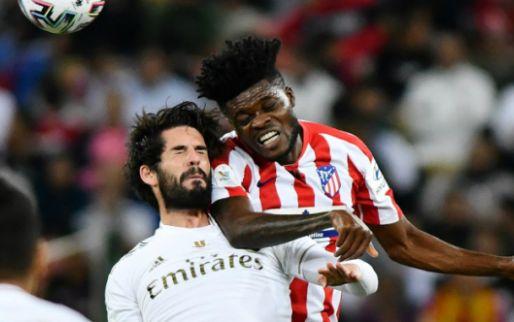 Afbeelding: Atlético Madrid mist twee penalty's en moet Supercopa aan Real Madrid laten