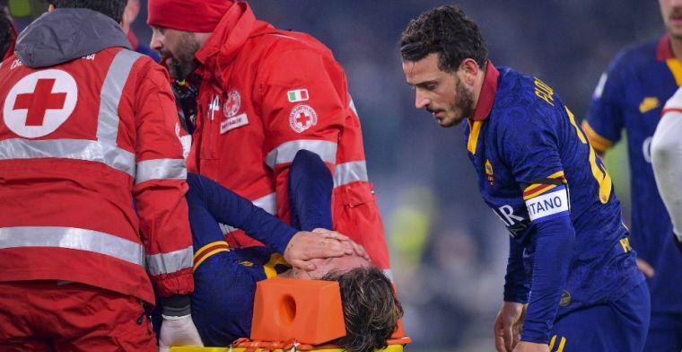 Roma bevestigt: Zaniolo rest van seizoen uitgeschakeld na duel met Juventus