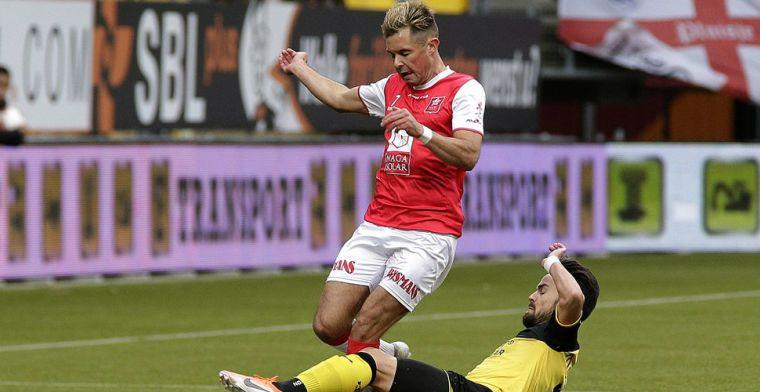 MVV-'persona non grata' debuteert in derby tegen oude club: 'Het was speciaal'
