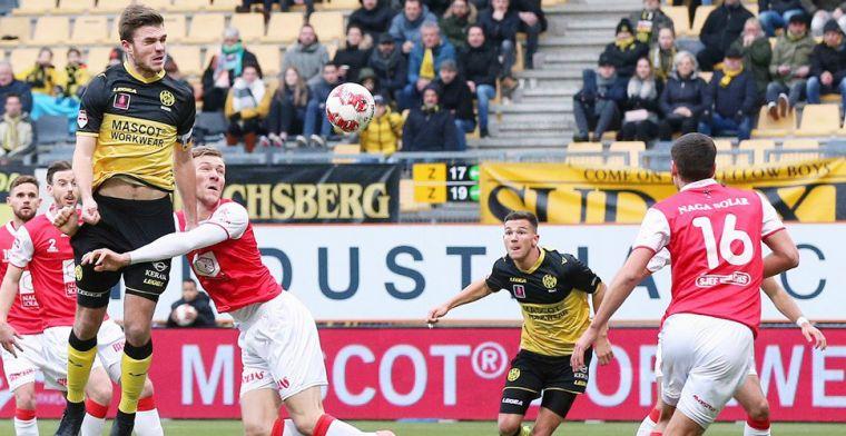 Spektakel bij Roda JC - MVV, onverslaanbaar Go Ahead schrijft historie, NEC wint