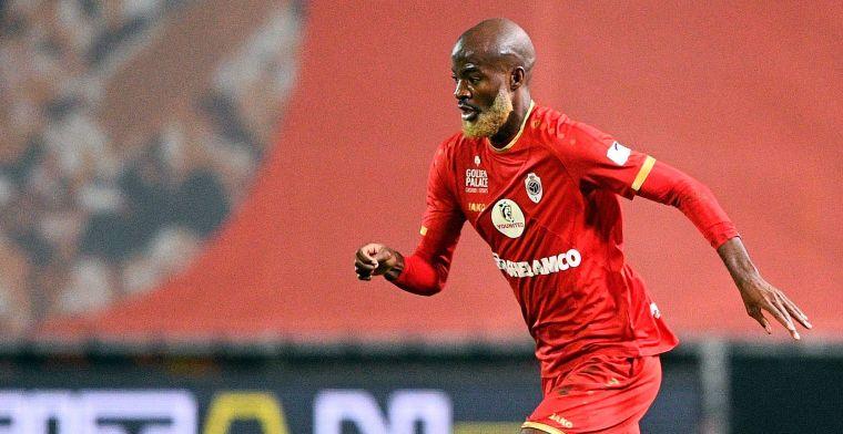 Antwerp-fans hebben genoeg gezien: Lamkel Zé is een dikke lamzak
