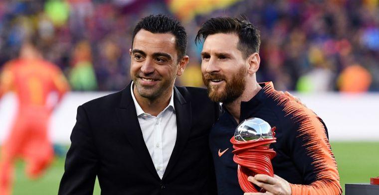 'Zwaargewichten Barça-kleedkamer dringen bij Xavi aan op snelle terugkeer'