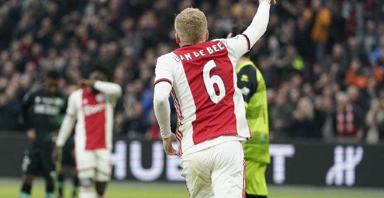 The Mirror citeert bron rond van De Beek: 'United te laat, middenvelder naar Real'