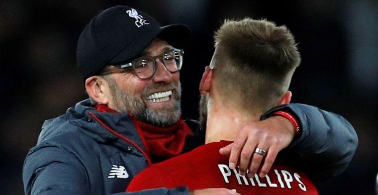 Opmerkelijk: Liverpool haalde verdediger alleen voor Merseyside-derby terug