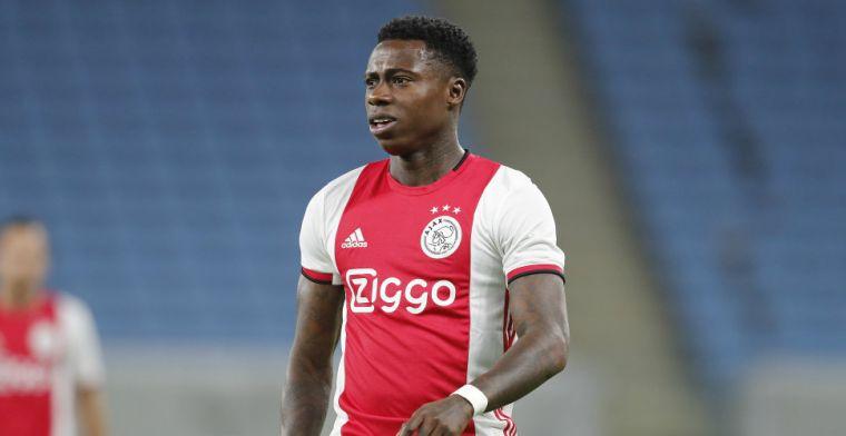 Promes looft Ajax-jeugd: 'Toen ik zestien was werd ik weggestuurd bij Ajax'