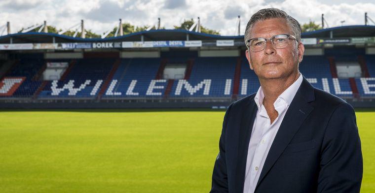 Realistisch Willem II wijst naar PEC Zwolle: 'Dat scenario zien te voorkomen'