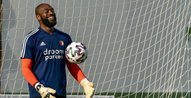 'Ex-doelman van Club Brugge kan stap richting de MLS zetten'