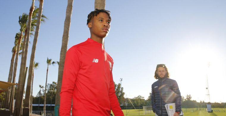 'Standard vindt oplossing voor overbodige spits in Eerste Amateurklasse'