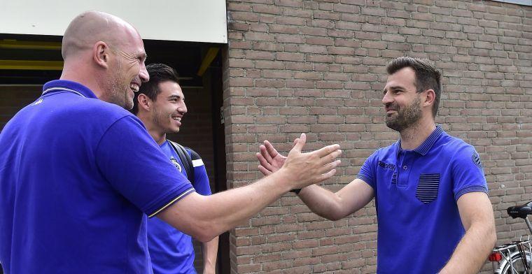 """Ex-coach Leko kijkt met verbazing: """"Club Brugge lacht met de tegenstand"""""""
