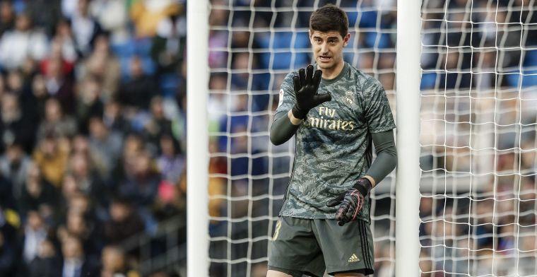 Courtois opnieuw dé held bij Real Madrid: Ik weet hoe goed ik ben