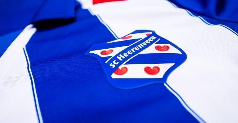 Estse spits wijst Heerenveen af en hoort niets van Feyenoord: 'Niets concreet'
