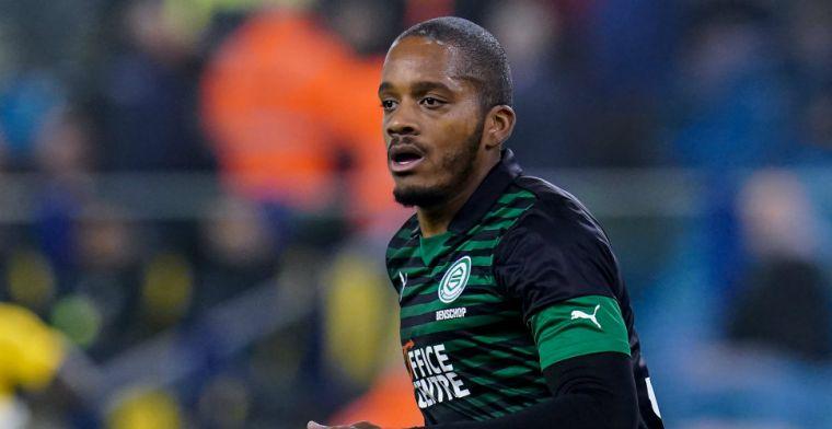 Fledderus werkt mee aan Groningen-transfer: 'Zien het lastige van zijn situatie'