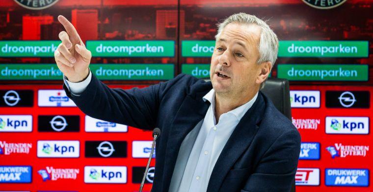 Verbazing over aanstelling Van Bodegom bij Feyenoord: 'Hij was heel manipulatief'