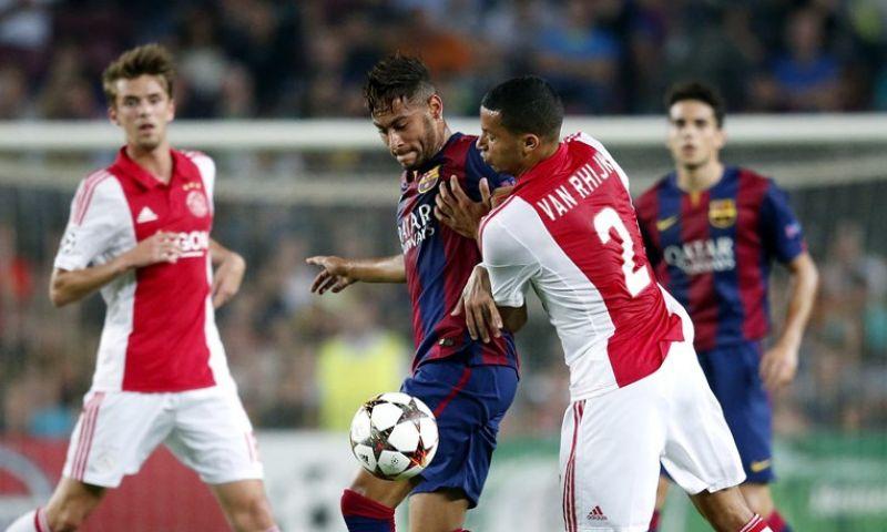 Afbeelding: Van Rhijn (ex-Club Brugge) vocht duels uit tegen Neymar en Hazard