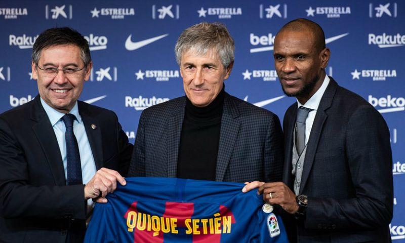 Afbeelding: De nieuwe Barça-trainer: zilver op WK beachvoetbal, simultaanschaak, Cruijff-adept