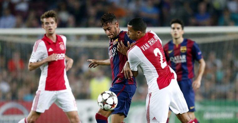 Van Rhijn over 'provocerende' Neymar: 'Iemand met maniertjes en trucjes'