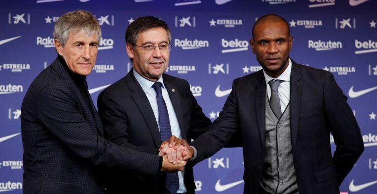 Barça-preses Bartomeu: 'Ik voel me niet lekker over hoe het is gelopen'