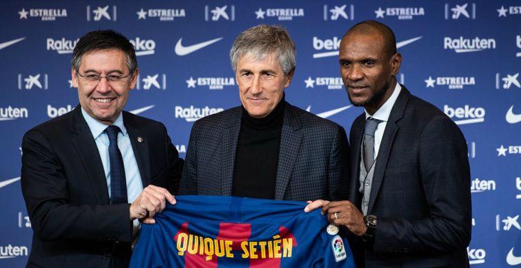 De nieuwe Barça-trainer: zilver op WK beachvoetbal, simultaanschaak, Cruijff-adept