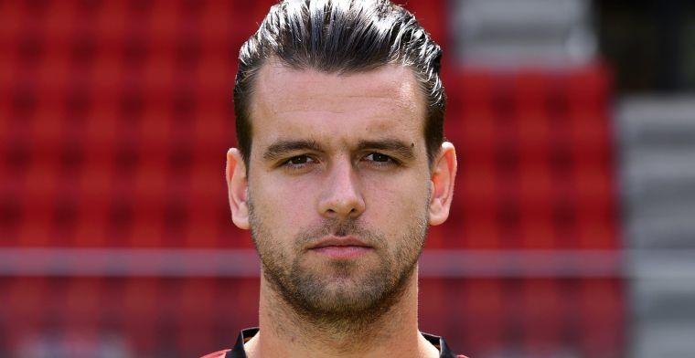 KV Mechelen heeft slecht nieuws, Van Damme out met gebroken rib