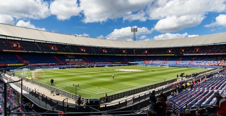 KNVB volgt stadionplannen Feyenoord met interesse: 'Willen heel graag de finale'