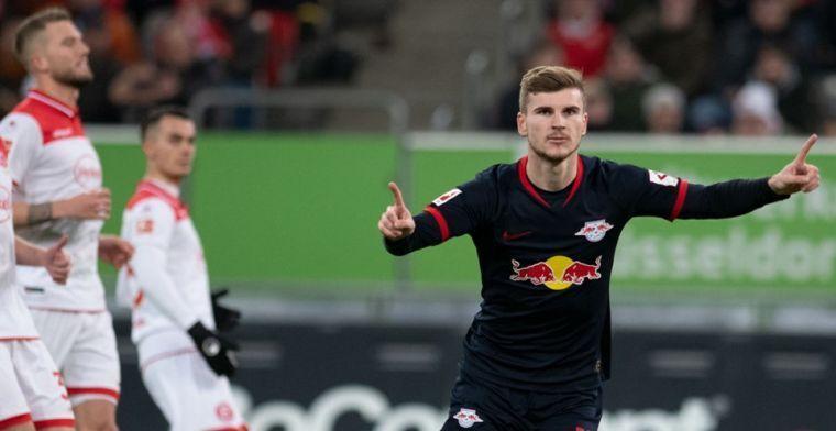 Werner kan voor 30 tot 60 miljoen naar Real Madrid