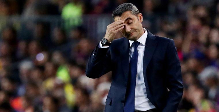 Valverde neemt met knappe brief afscheid van Barcelona