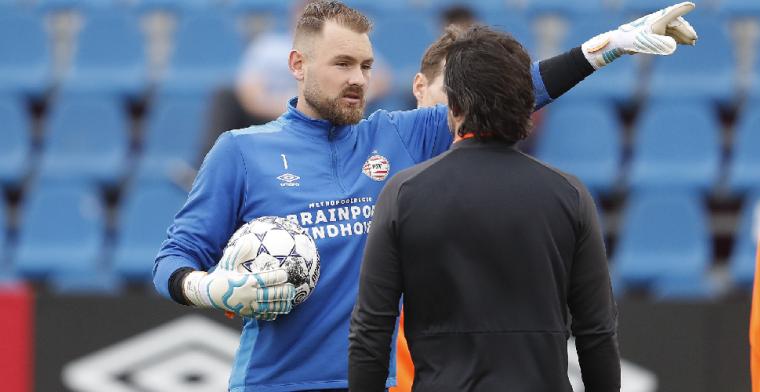 'Van mij had Zoet mogen blijven bij PSV, maar hij krijgt er alle ruimte voor'