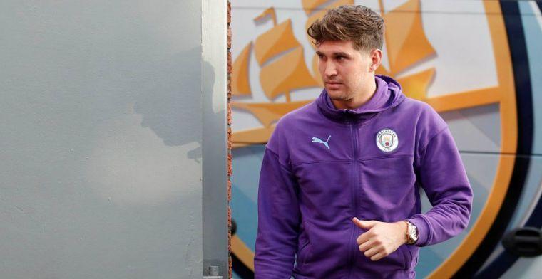 'Stones vreest voor EK-kansen en kan Manchester City verlaten'