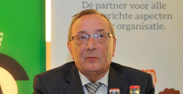 Wissel van de macht bij Cercle: Frans Schotte wordt vervangen als voorzitter