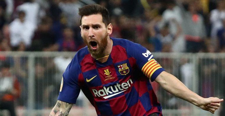 Barça stoot Real van de troon in Money League, geen spoor van Belgische clubs