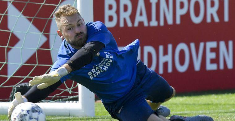 Verrassende overstap Zoet: doelman van PSV naar FC Utrecht
