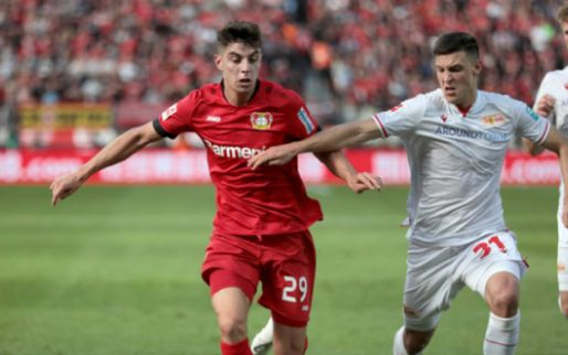 Liverpool wil clubrecord breken voor Leverkusen-groeibriljant Havertz