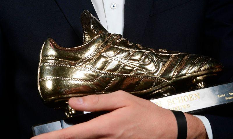 Afbeelding: Vijf wistjedatjes van Gouden Schoen: 'Vanaken in rij van vier en clubrecord?