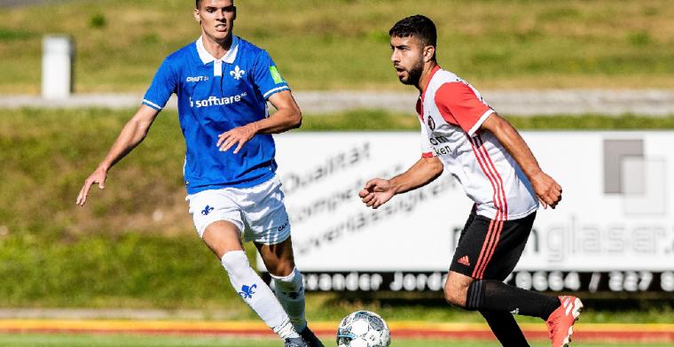 Feyenoord verhuurt middenvelder (20) aan FC Dordrecht: 'Daar krijgt hij de kans'