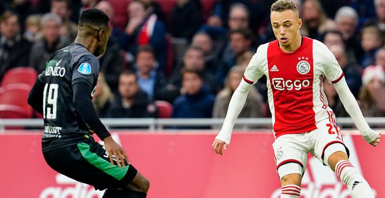 'Ajax zet Lang in etalage: Twente en drie andere clubs kloppen aan bij Overmars'