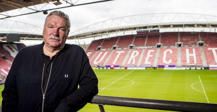 Van Seumeren biedt FC Utrecht financiële opsteker: 'Geld stroomt in de clubkas'