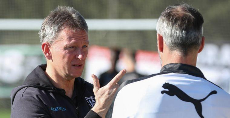 Wormuth zet spelers met beide benen op grond na nederlaag: 'Fantastische uitslag'