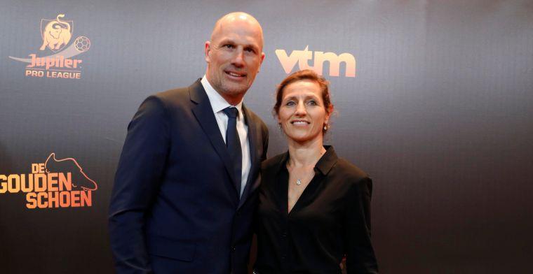 Club Brugge-coach Clement haalt prijs voor beste coach binnen