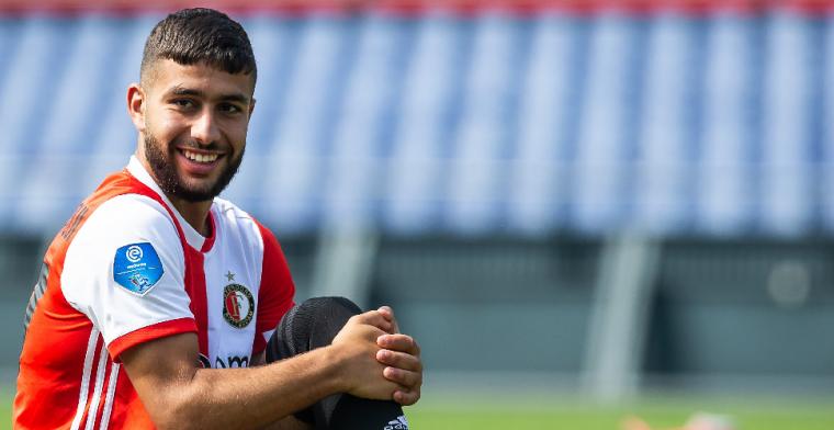 'In gesprek met Feyenoord werd duidelijk dat ik ergens anders minuten moet maken'