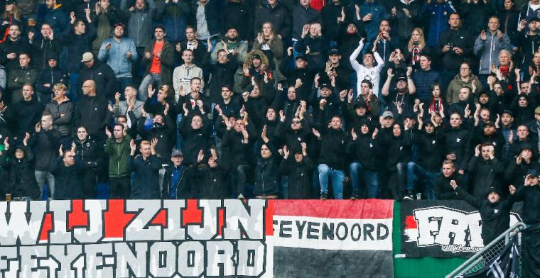 Vader geeft zoon de naam 'Feyenoord': 'Mijn ex moest daarvoor naar België'