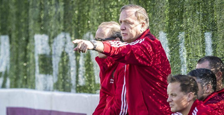 De Telegraaf: Advocaat wil niet in gesprek over contractverlenging bij Feyenoord