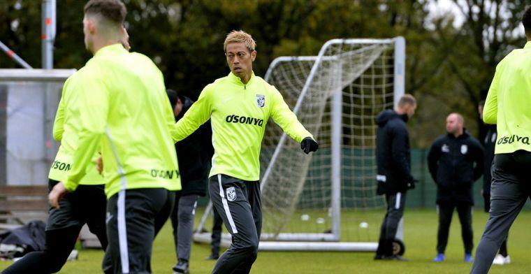 Honda weer aan de bak na Vitesse-exit: nieuw te bouwen club, open inschrijving